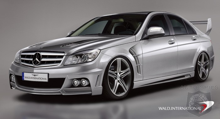 Mercedes Benz E550 Body Kit