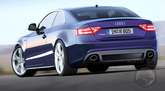 2010 audi rs5 to get 4 2l v8 from rs4 autospies auto news. Black Bedroom Furniture Sets. Home Design Ideas