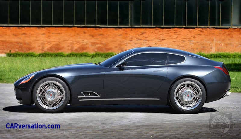 Maserati Planning A Small Two Seater Coupe