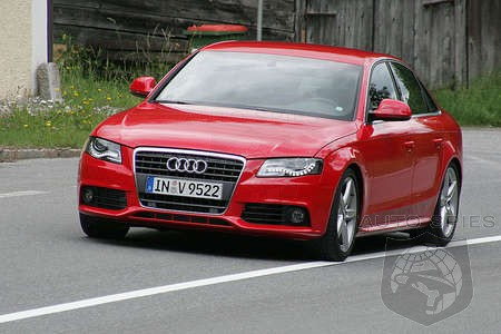 I'm glad the S4 won't get a V8 the current model has and will get a powerful