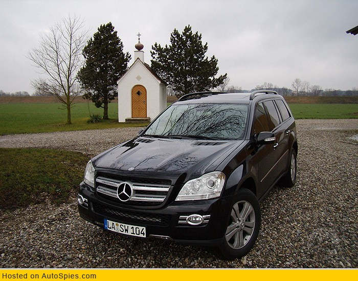 Testdrove a 2007 mercedes benz gl320 cdi 4matic for 2007 mercedes benz gl320 cdi 4matic