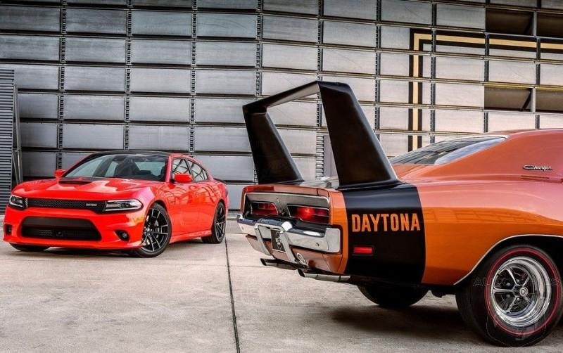 Charger Daytona 2017 >> 2017 Dodge Charger Daytona Autospies Auto News