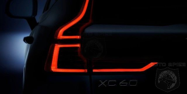 2018 VOLVO XC60 – SPY PHOTOS! All-New SUV coming soon, in early next year.