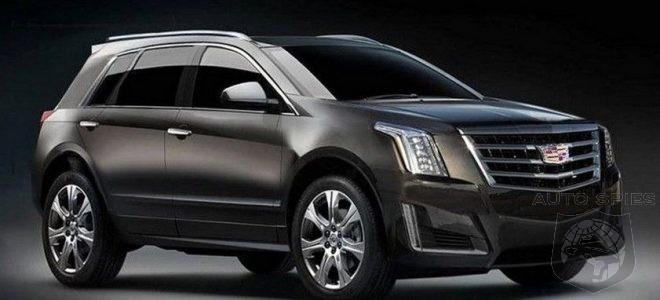 2018 Cadillac Xt3 The Newest Luxury Crossover Coming Soon Gest Compeor Of Audi Q3