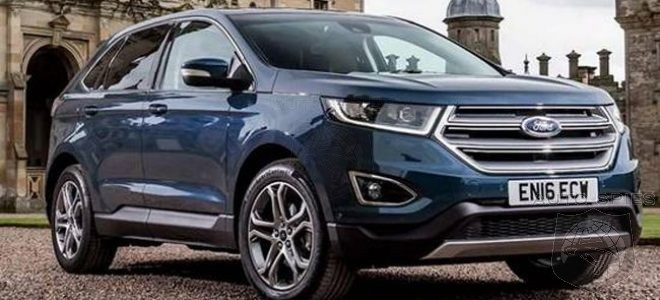 2018 ford edge. perfect edge 2018 ford edge u2013 new badge  still up in the air some predictions  and rumors about new and ford edge