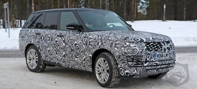 2019 Land Rover Plug-in Hybrid - sport & hybrid model spotted testing | First spy photos