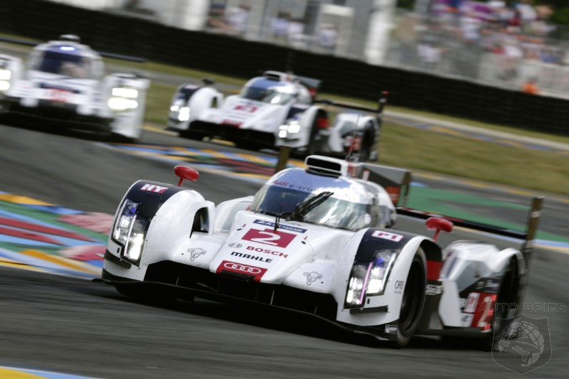 Audi Wins Wild 2014 24 Hours of Le Mans