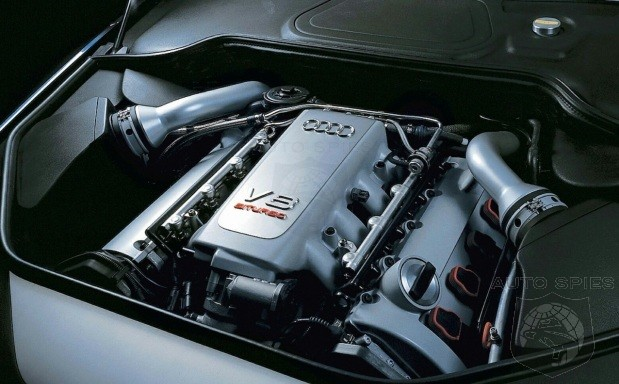 Future Audi S6 and S8 Engines Revealed