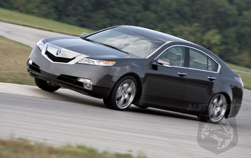 2010 Acura TL SH-AWD 6MT First Drive - it beats S4 and 335 on track