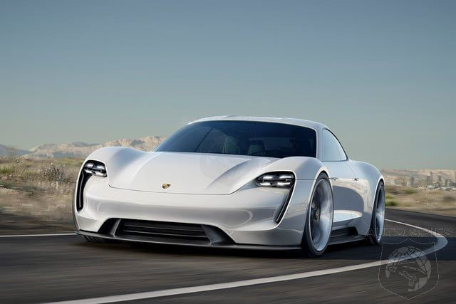 2019 Porsche Mission E will be priced like Panamera