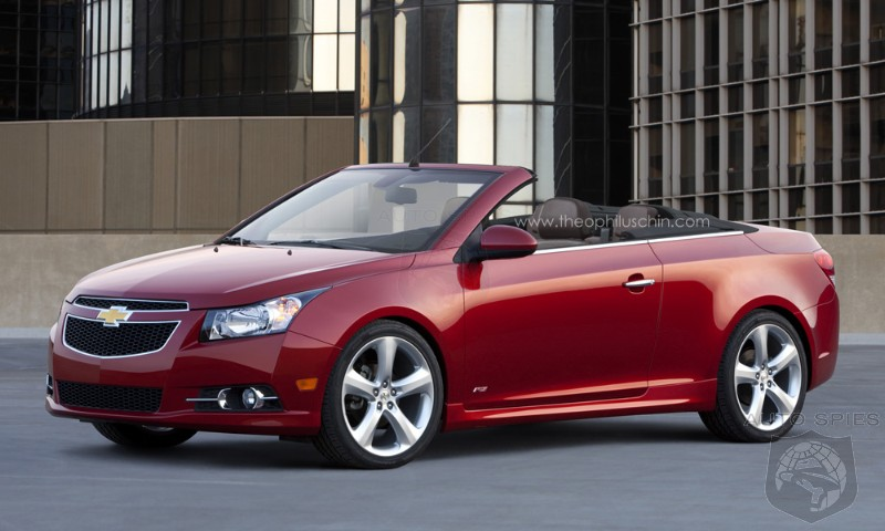 Two Door Gm Compact Coming But It S Not A Cruze Page 2