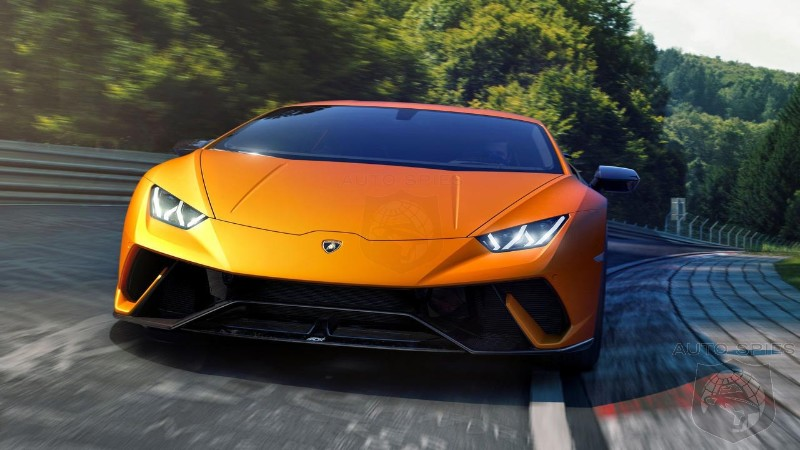 Lamborghini will keep naturally aspirated V10 and V12 engines as long as it can