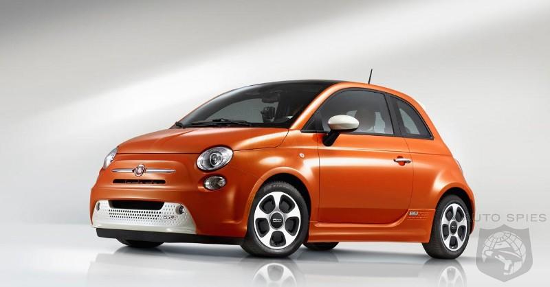 Fiat 500e lease $49