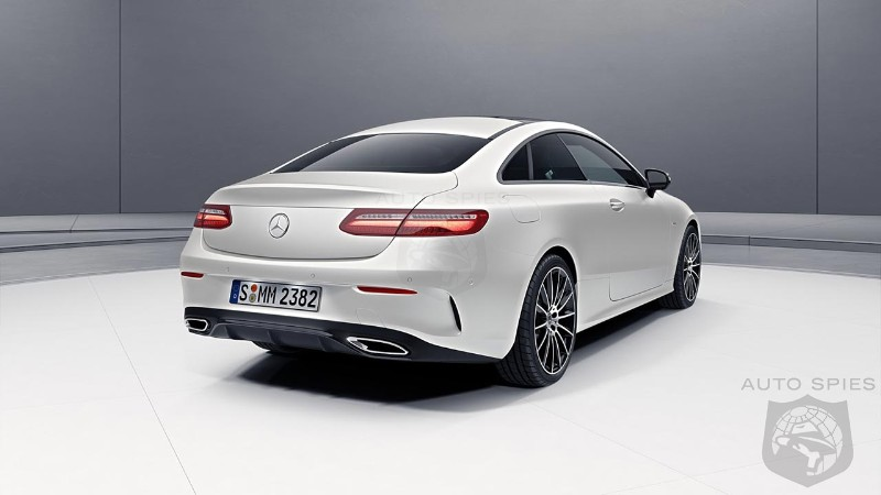 Mercedes details E-Class Coupe pricing