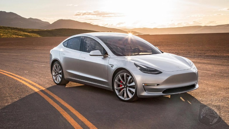 Tesla Is Expected To Deliver 3 005 Model Units By End Of 2017