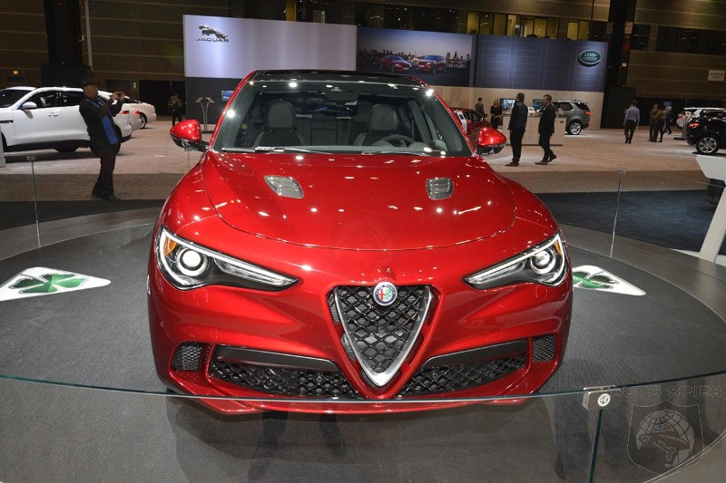 Is the $80K starting price of 2018 Alfa Romeo Stelvio Quadrifoglio reasonable?