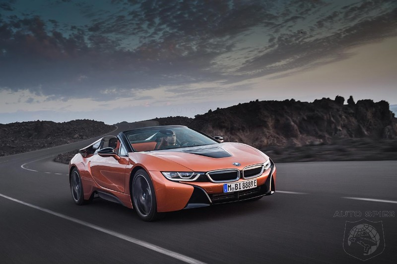 Starting price of $163,300 on BMW i8 Roadster makes it the highest priced model now