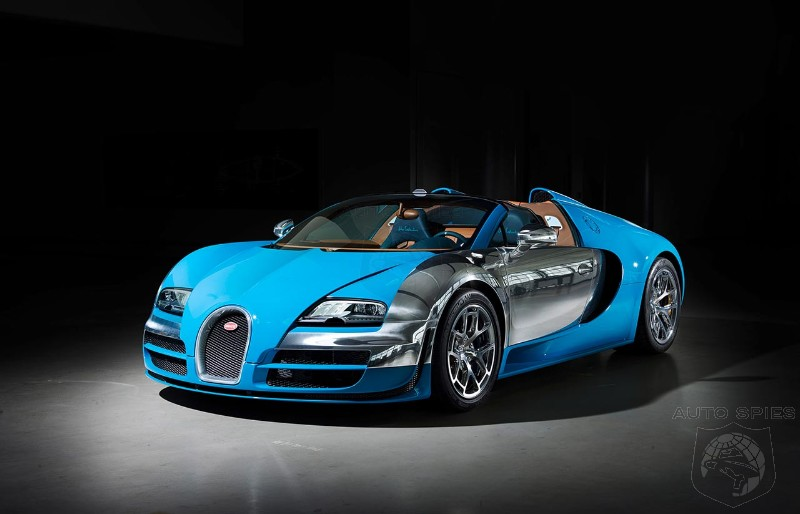 Bugatti offers 15-year warranty as part of its Veyron Loyalty Maintenance Program