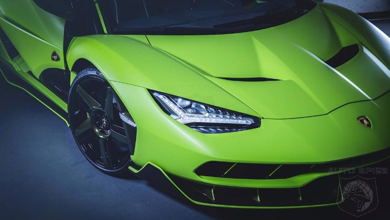 Hong Kong gets its second Lamborghini Centenario Coupe in Lime Green