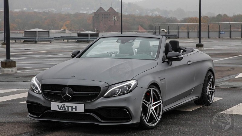 VATH-tuned Mercedes-AMG C63 V63RS delivers 690 hp