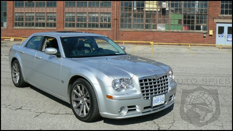 2007 chrysler 300c srt8 road test autospies auto news rh autospies com 07 Chrysler 300 C 07 Chrysler 300C Vert