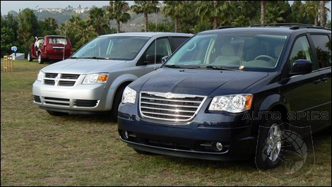Only the Grand Caravan designation is available now, and gone is the short