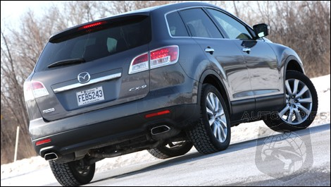 Mazda Cx-9 Gt Awd Long-Term Review