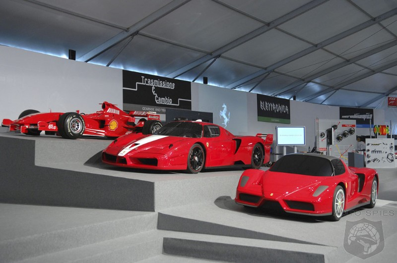 Ferrari FXX Millechili - Ferrari Concept Car