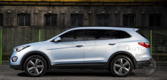 Grand Santa Fe To Debut In Geneva