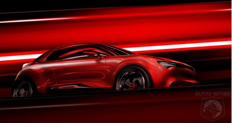 Teaser Images Of The New Kia Concept