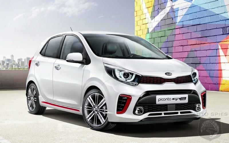 2018 kia picanto first official pictures autospies auto news. Black Bedroom Furniture Sets. Home Design Ideas