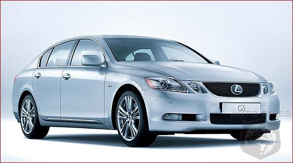 2007 lexus gs 450h review autospies auto news. Black Bedroom Furniture Sets. Home Design Ideas