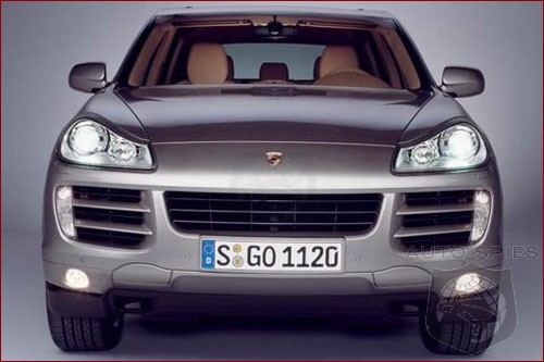 2008 porsche cayenne suv review autospies auto news. Black Bedroom Furniture Sets. Home Design Ideas