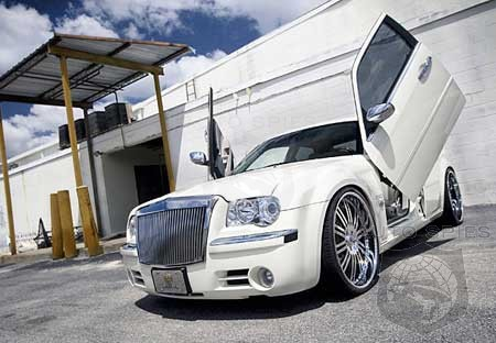 Chrysler on Heavy Modified Chrysler 300c Photo Gallery   Autospies Auto News