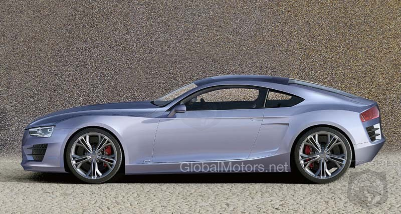 Rendered Speculation Audi R AutoSpies Auto News - Audi r6