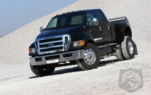 Tuner Special Geiger Imports Ford F 650 For Germans With