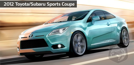Future Cars 2017 Toyota Subaru Sports Coupe