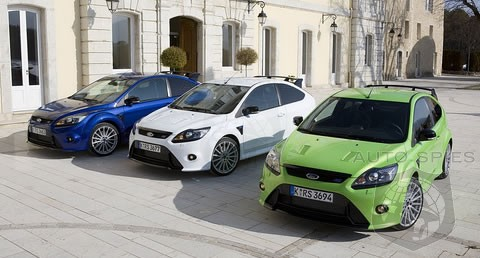 ford is considering 305-hp 2009 ford focus rs to the u.s., would you