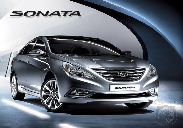 hyundai sonata officially revealed how much of an impact. Black Bedroom Furniture Sets. Home Design Ideas