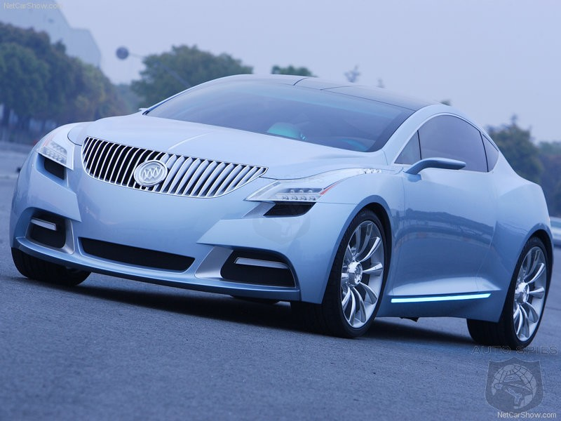 buick continues to build product line, possibly add riviera to line