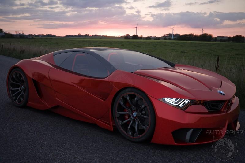 Bmw Sport Car Concept Study By Iranian Designer Emil Baddal