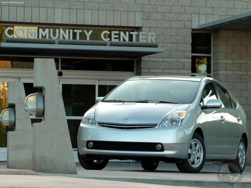 Toyota Facing Lawsuit Potential Recall Over Prius Hid Headlights