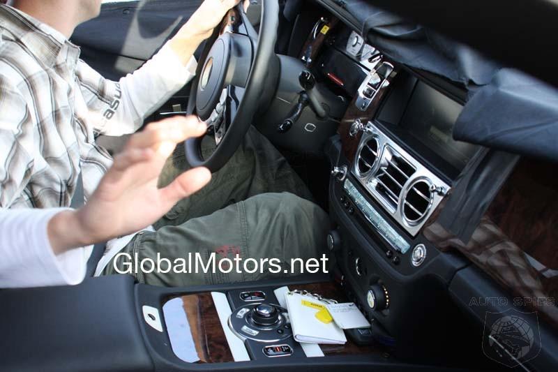 Rolls Royce Interior 2010. Rolls-Royce Silver Ghost