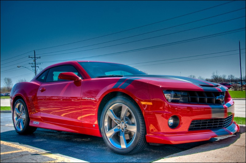 Report: GM adds shifts at Oshawa for Camaro demand despite GM's woes.
