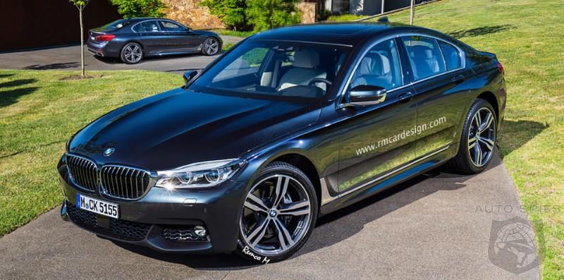 BMW Trình bày mô hình công nghệ 3D được sử dụng trên 2017 BMW 5 Series
