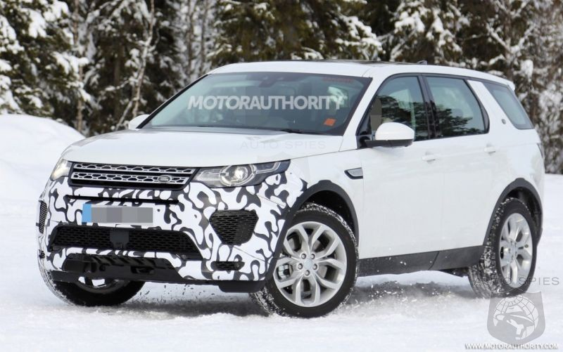 2018 Discovery Sport To Feature The 3 Liter Jaguar Supercharged V6