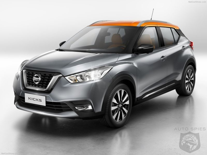 2018 Nissan Kicks From Brazil Straight To The Usa Autospies Auto