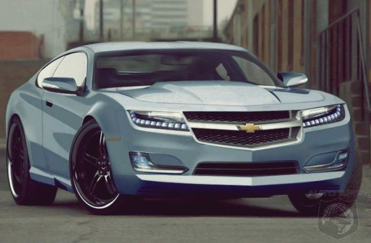 Chevy chevelle concept car