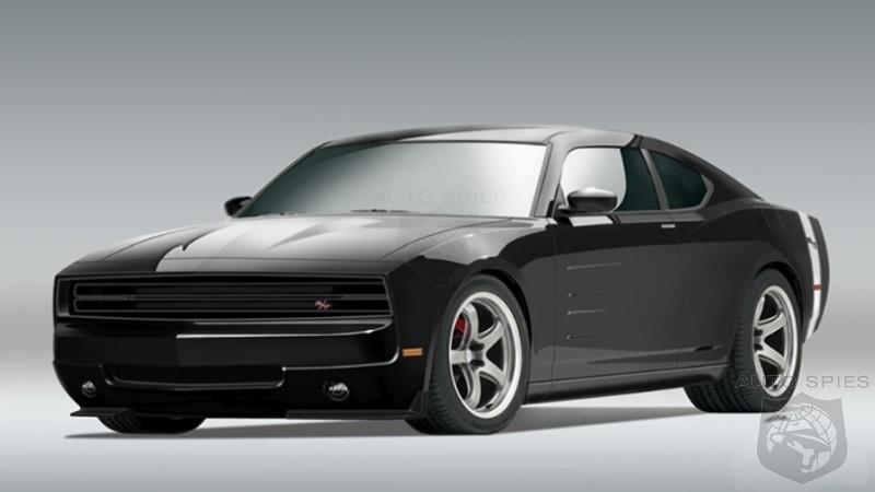 2017 Dodge Coronet Concept - AutoSpies Auto News