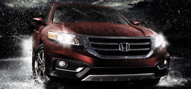 2017 Honda Crosstour Review Interior